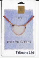 Carte Téléphonique Roland Garros 1995 - France