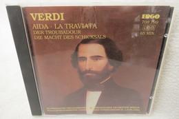 "CD ""Verdi"" Aida, La Traviata, - Classical"
