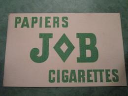 PAPIERS  JOB  CIGARETTES - Tabac & Cigarettes