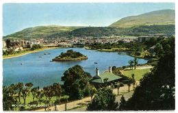 ISLE OF MAN : RAMSEY - MOORAGH PARK - Isle Of Man