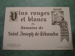 Vins Rouges Et Blancs Du Domaine De Saint-Joseph De Tebourba - Agriculture