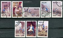 INDE - Etat De NAGALAND - Emission Fantaisiste - Napoléon - India