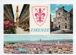Italie: Firenze, Florence, Multi Vues (18-608) - Firenze