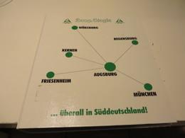 DEUTSCHLAND  Posten  O /  MARKEN  Mit  PAPIER  In  Taschen  Im  RINGBINDER - Sammlungen (im Alben)