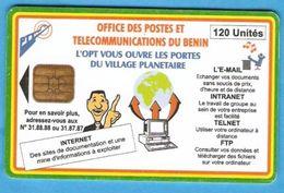 BENIN Chip Phonecard - Benin