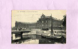 Carte Postale - BELGIQUE - BRUXELLES - La Caserne Du Petit Château - Belgique