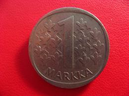 Finlande - 1 Markka 1970 7467 - Finlande