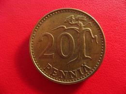 Finlande - 20 Penniä 1974 7461 - Finlande