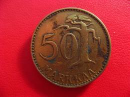 Finlande - 50 Markkaa 1953 7463 - Finlandia