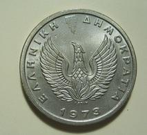Greece 5 Drachmai 1973 - Griekenland