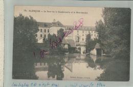 CP  ALENCON  La Tour De La Gendarmerie  Et La Manutention   M 2018 039 - Alencon