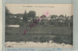 CP  ALENCON  Vue Prise Du  M 20 Boulevard   M 2018 043 - Alencon