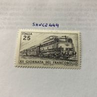 Italy Stamp Day 1970 Mnh - 1946-.. République