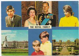 The Royal Family - Non Classificati