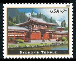 Etats-Unis / United States (Scott No.5257 - Byodo - In Temple) [**] - United States
