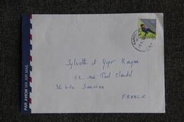 Lettre Du JAPON Vers FRANCE - 1989-... Empereur Akihito (Ere Heisei)