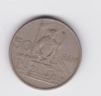 50 Bani  Roumanie Socialiste 1955 TTB - Romania