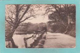 Old Postcard Of Bramshot, Hampshire England,K54. - Angleterre