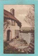 Old Postcard Of Venton House Nr Widecombe Dartmoor,England,K54. - England