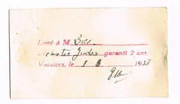 Zakhorloge Montre A Gousset  JUDEX Or 18 Karat 1938 Fonctionne Encore - Watches: Bracket