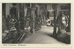 AK  Nordstemmen Kreis Hildesheim Schloss Marienburg Rüstkammer - Deutschland