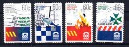Australia - 2010 - Emergency Services (Self Adhesive) - Used - 2010-... Elizabeth II