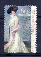 Australia - 2011 - 150th Birth Anniversary Dame Nellie Melba (Self Adhesive) - Used - Used Stamps