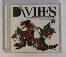 CD [ Double ] : D Vibes Japanese Reggae Selection 2007 DJ Bana KSCL- 1194~5 - Soundtracks, Film Music