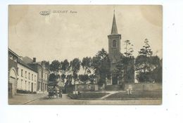 Quenast Eglise ( Attelage ) - Rebecq