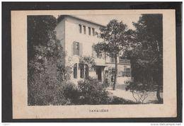 CPA 1283 Cavalière Villa ( Rare...) - France