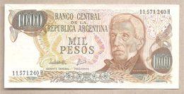 Argentina - Banconota Non Circolata FdS Da 1000 Pesos P-304c.2 - 1981 - Argentina