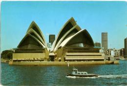 AUSTRALIA  SIDNEY  Opera House - Sydney