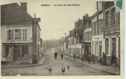 Samer - La Rue De Neufchâtel - Samer