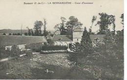 Samer - La Bernardière - Cour D'Honneur - Samer