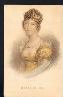 MARIE-LOUISE -  CPA Gravure De  BOSSELMAN  SC -  Scans Recto Verso-- Paypal Sans Frais - Historical Famous People