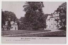 Cpa  Bois Seigneur Isaac  1908 - Braine-l'Alleud