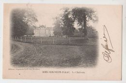 Cpa  Bois Seigneur Isaac  1907 - Braine-l'Alleud