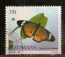 BOTSWANA     OBLITERE - Botswana (1966-...)