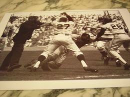 PHOTOGRAPHIE LES GIANTS AU DODGERS 1965 - Baseball
