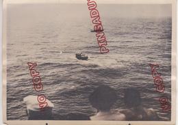 Au Plus Rapide Paquebot Rex Italie Sauvetage Yacht La Dahama - Bateaux