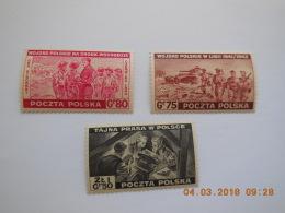 Sevios / Poland / Stamp **,*,(*) Or Used - Poland