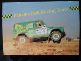 Panama Jack Carte Postale - Publicité