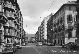 """07469 """"TORINO - C.SO STATI UNITI"""" ANIMATA, AUTO, VERA FOTO,S.A.C.A.T. 1375 CART NON SPED - Italie"""