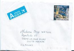 B388 / 1 Euro Tarifmarke Mechelen  2016 - Briefe U. Dokumente