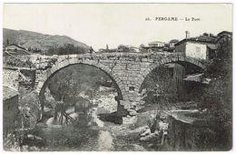 PERGAME / Smyrne 1910 Le Pont - Türkei
