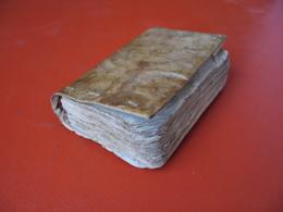Dictionnaire De Poche Delanneau - 1858 - (cachet Ministere De L'interieur) - Dictionaries