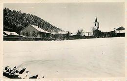 88 : Saint Jean Du Marché  Sous La Neige  Semi Moderne - Autres Communes