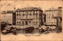 13 -  Marseille - La Mairie -  SC71-8  - R/V - Marseille