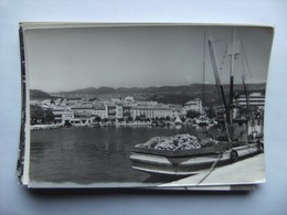 Kroatië Croatia Crikvenica Harbour And Boat Nice - Kroatië