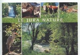 Le Jura Nature (multivues) Cascade Herisson Chamois Vache Renard Héron - Arbois